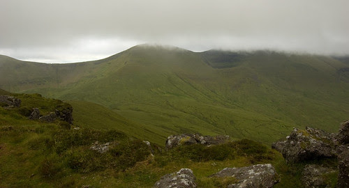 Galtybeg and Galtymore from Cush
