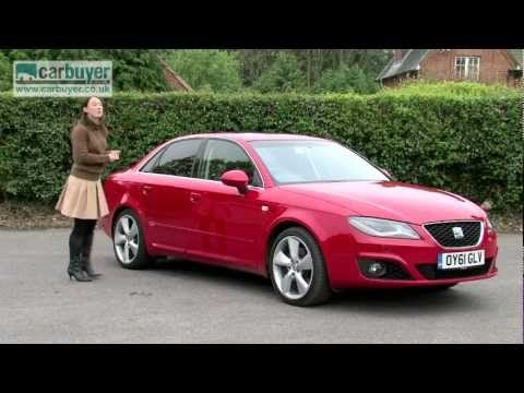 Seat Exeo test drive and review