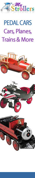 Pedal Cars At MyStrollers.com