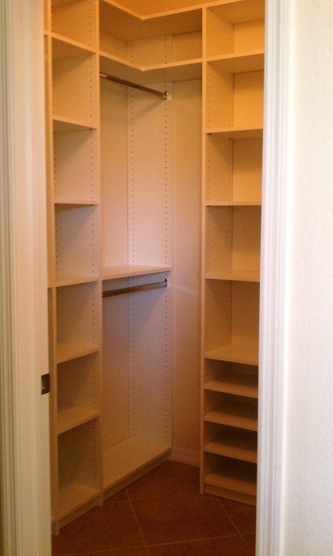 Quiet Corner:Cute Small Closet Ideas - Quiet Corner - Home Design