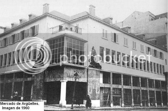 Avanzan las obras de remodelación del Mercado de Argüelles