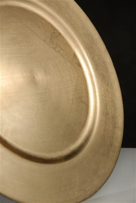 Gold Charger Plates 20 60% Off SaveOnCrafts