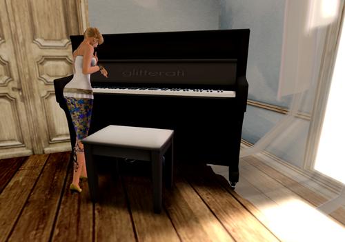 GLITTERATI - Piano (freebie)