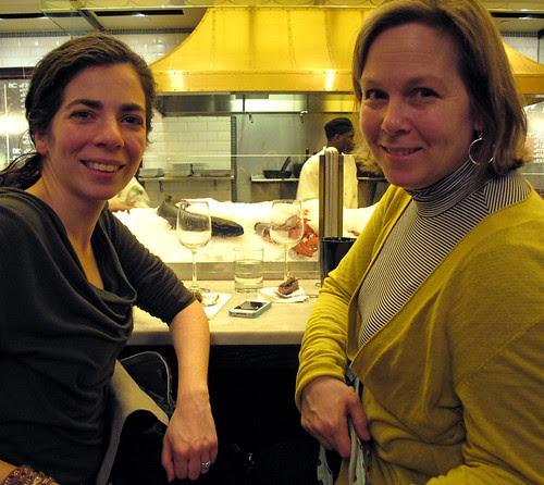 Kirsten et Moi!