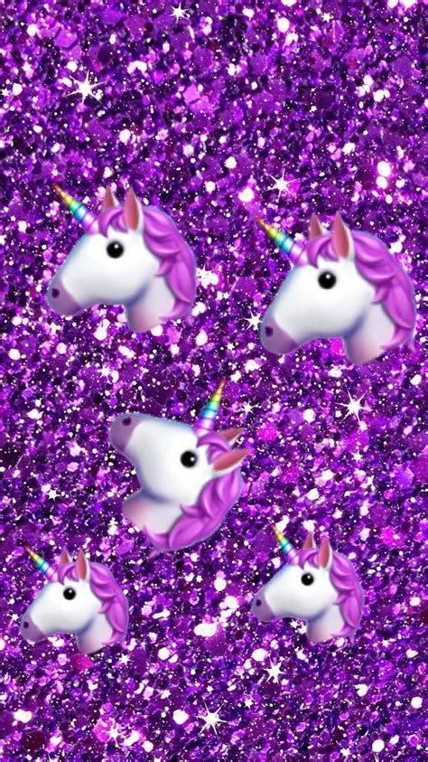 unicorn goals random   iphone wallpaper glitter