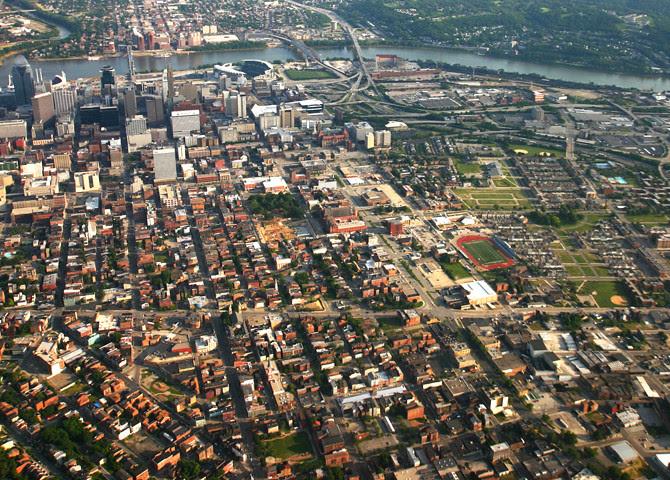 The Urban Core & Surrounding Neighborhoods