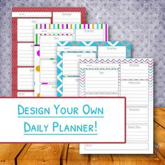 Productivity Kit - Printable To Do Lists, Daily and Weekly ...