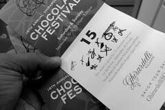 Chocolate Festival passport