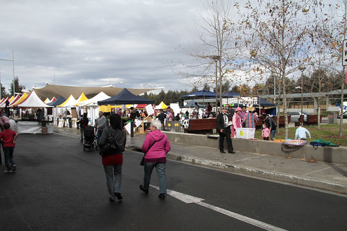 Winter Harvest Festival @ The Rouse Hill Town Centre