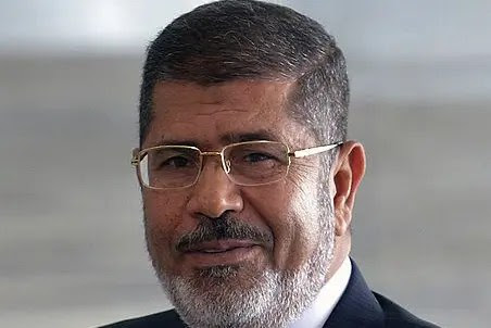 Mohamed Morsi, the fifth president of Egypt, deposed after a military coup - Photograph: Wikipedia