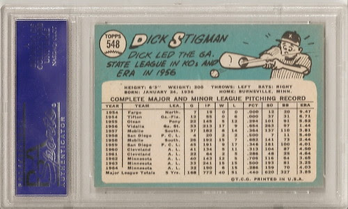 Dick Stigman (back) by you.