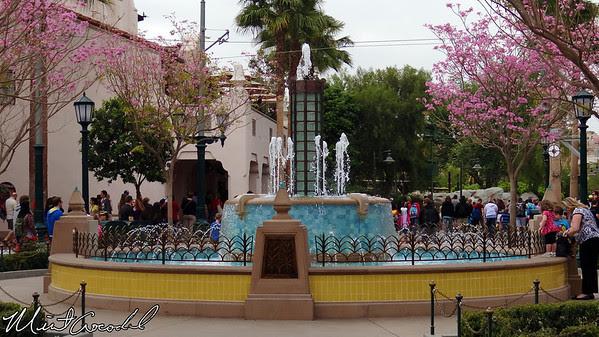Disney California Adventure, Buena Vista Street
