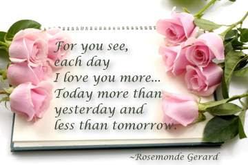 Love Quotations Facebook Free Romantic Quotes