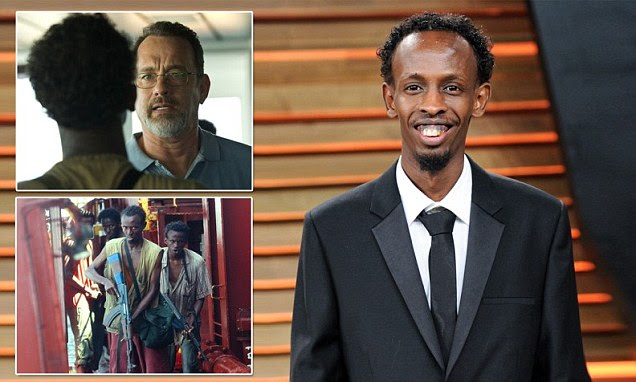 Captain Phillips star and Oscar nominee Barkhad Abdi has had an incredible rise to fame, yet despite his Best Supporting Actor nomination he is now broke and without work.