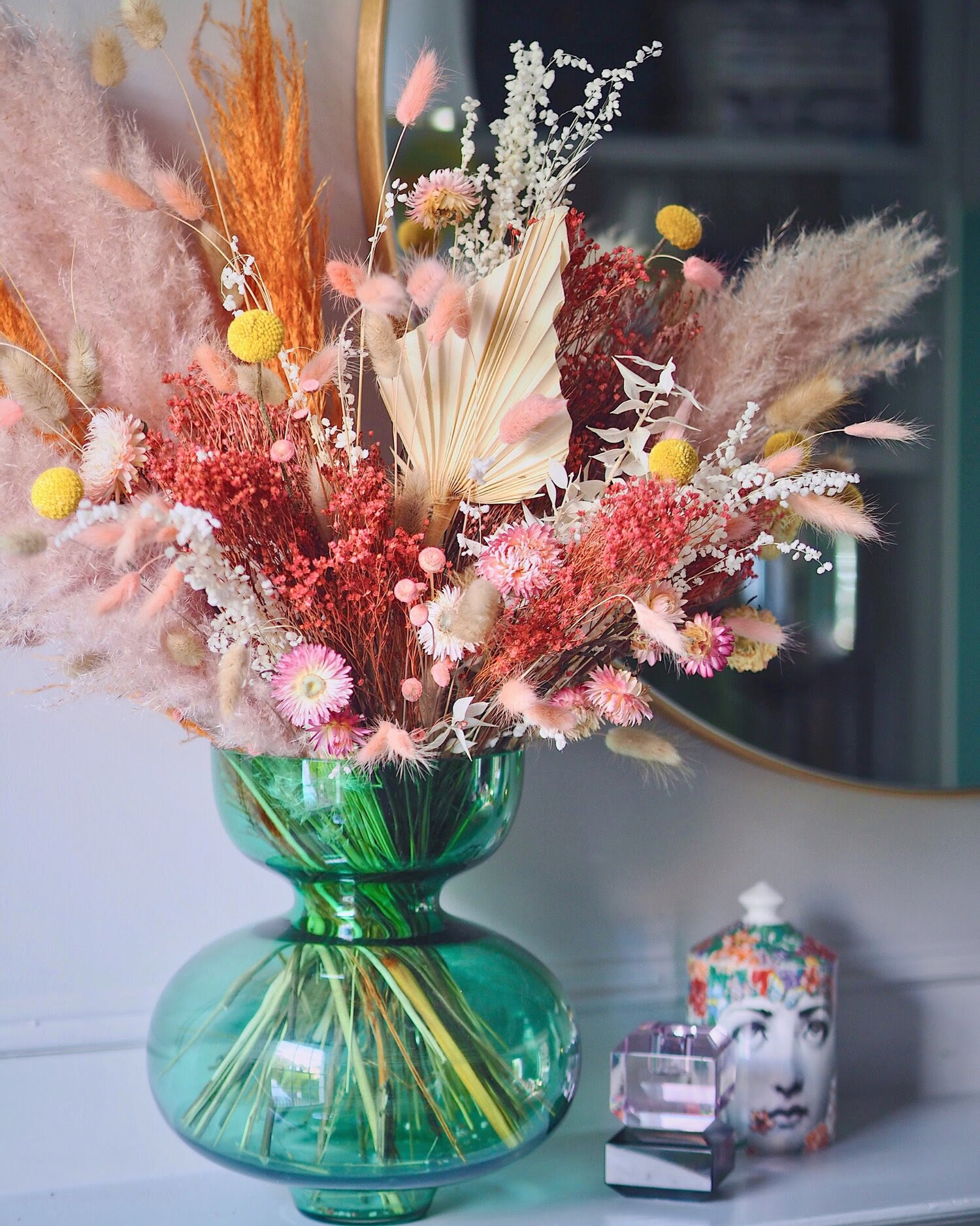 Where To Buy On Trend Dried Flowers Melanie Lissack Interiors