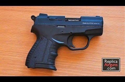 ROHM RG-88 9mm P.A.K. Blank Pistol | Blank Pistols | Pinterest ...