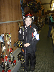 Ski & Snowboarding at Shawnee Mountain
