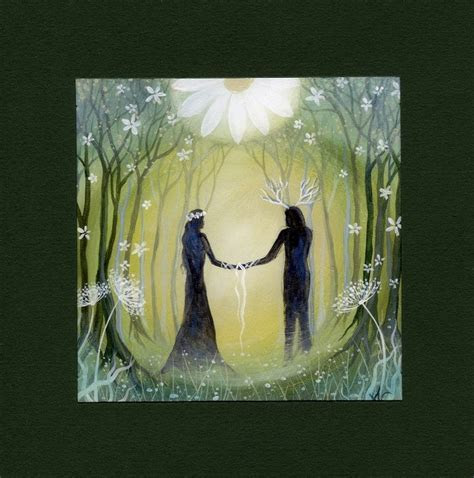 Handfasting : Pagan/Spiritual : Cards by Theme : Home
