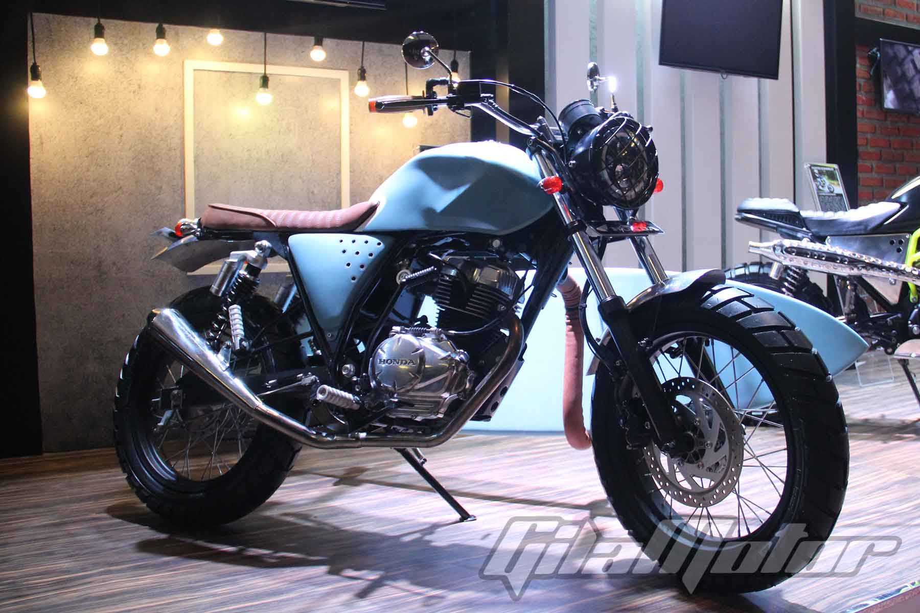 Deretan All New Honda CB150 Verza Custom Gilamotor