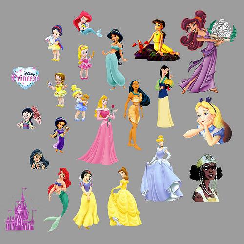 all princess - Disney Princess Photo (8219072) - Fanpop