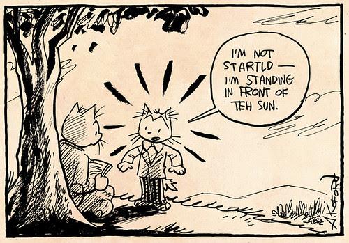 Laugh-Out-Loud Cats #2043 by Ape Lad