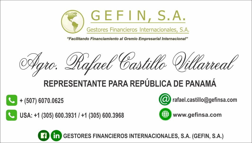 PANAMÁ: (RAFAEL CASTILLO)