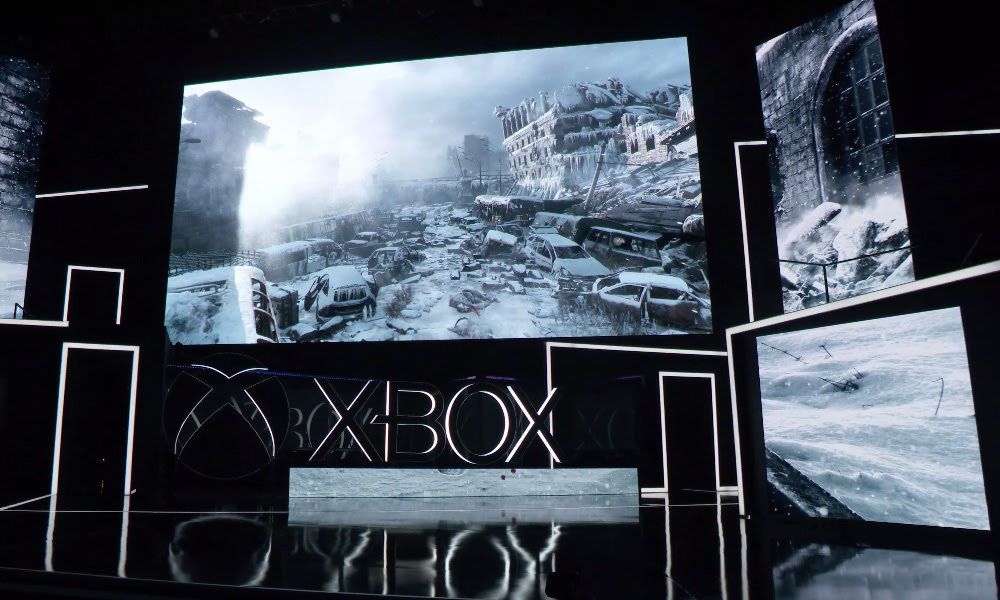 Most of the stuff from Xbox's E3 press conference is already up on Amazon screenshot