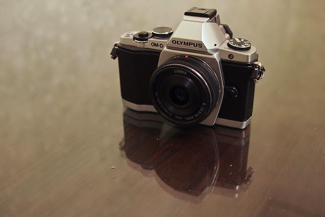 Olympus E-M5 OM-D + Panasonic 14mm f/2.5