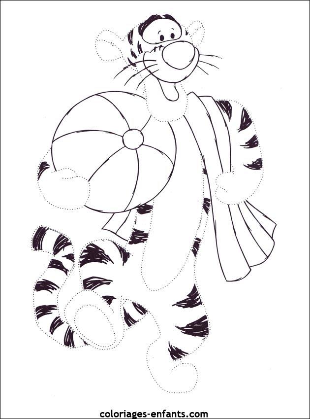 Jeux De Tigre
