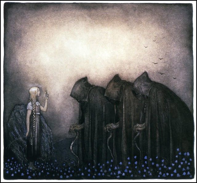 John Bauer - Illustration 9
