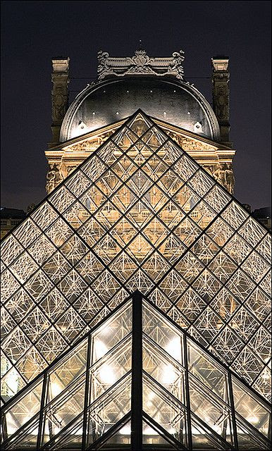 The Louvre New & Old
