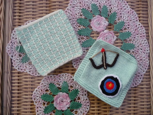 Pamela (UK) Your Squares arrived today! Thank you!