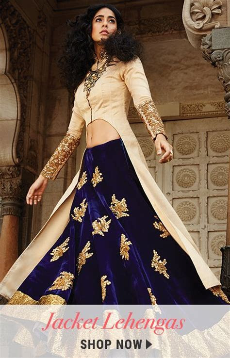 latest indo western designer wear for ladies manish
