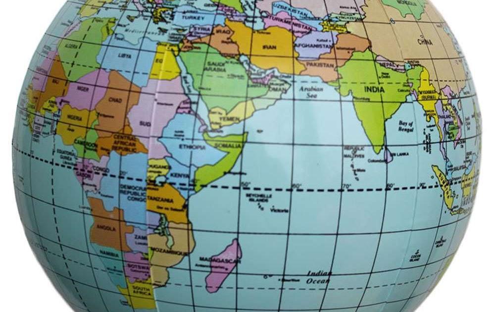 Klik Fatah Pengertian Peta Atlas Dan Globe