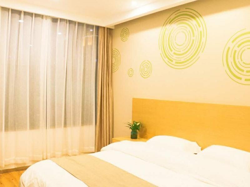 GreenTree Inn Shanghai Fengxian District Nanqiaoxincheng Metro Station Express Hotel Reviews