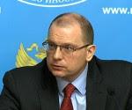 """El delegado de Derechos Humanos del Ministerio de Exteriores ruso, Konstantin Dolgov, ha declarado este martes que Estados Unidos """"debería cuidar de sus propios problemas internos en lugar de intervenir en los asuntos internos de otros países"""", en referencia a los altercados en Ferguson."""