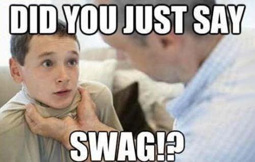 funny swag