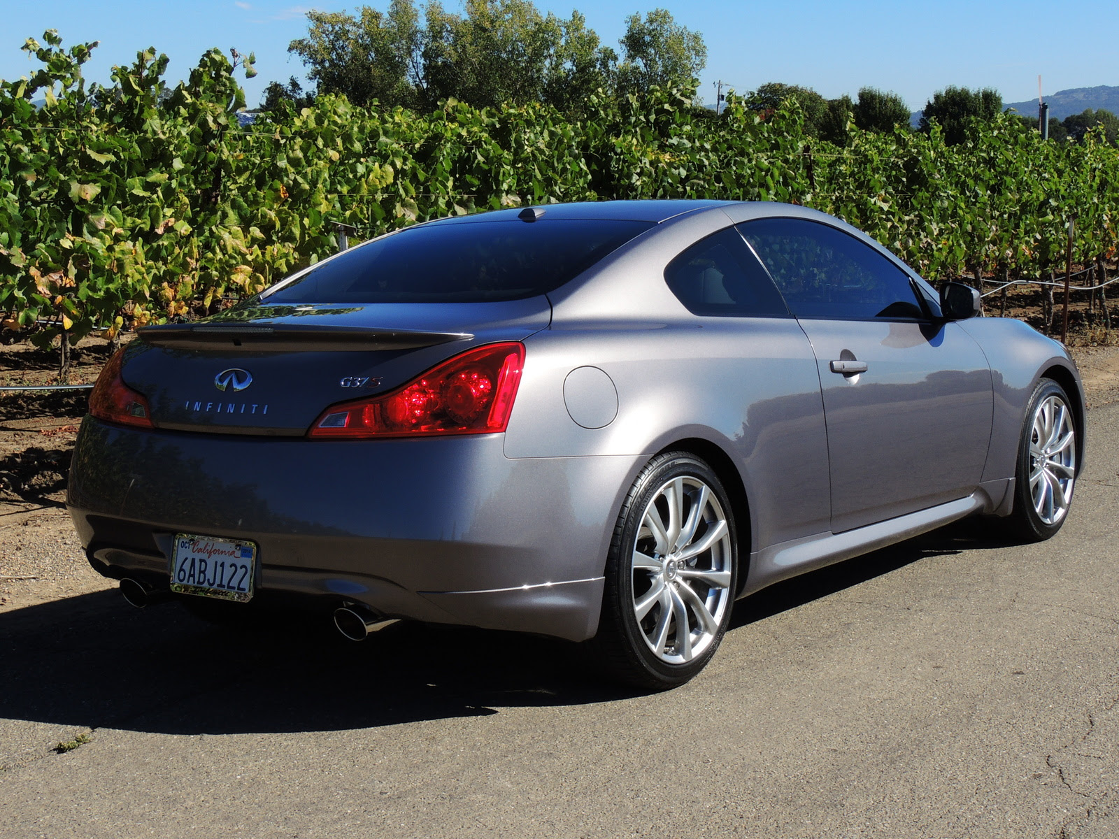 Picture of 2008 Infiniti G37 Journey, exterior