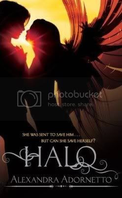 Halo by Alexandra Adornetto