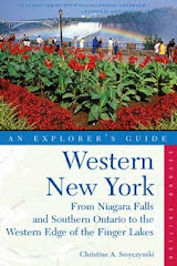 Western New York Explorer's Guide: The only comprehensive travel guide to the region.