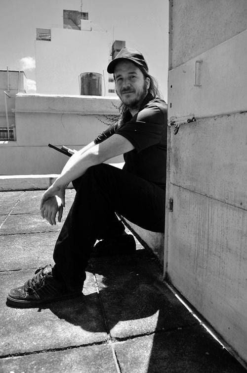 Agustín Ferrando. Foto:Javier Calvelo