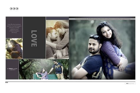 Indian Wedding Album Design Kerala   3rdeyedesigns: kerala