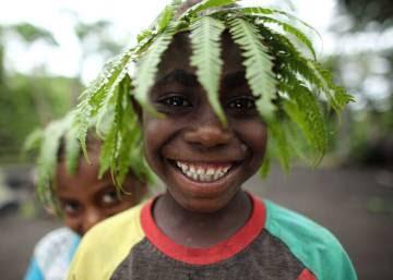 Luchar contra el cambio climático por los derechos de la infancia