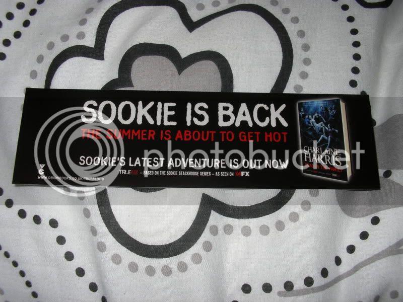 sookie stackhouse bookmark