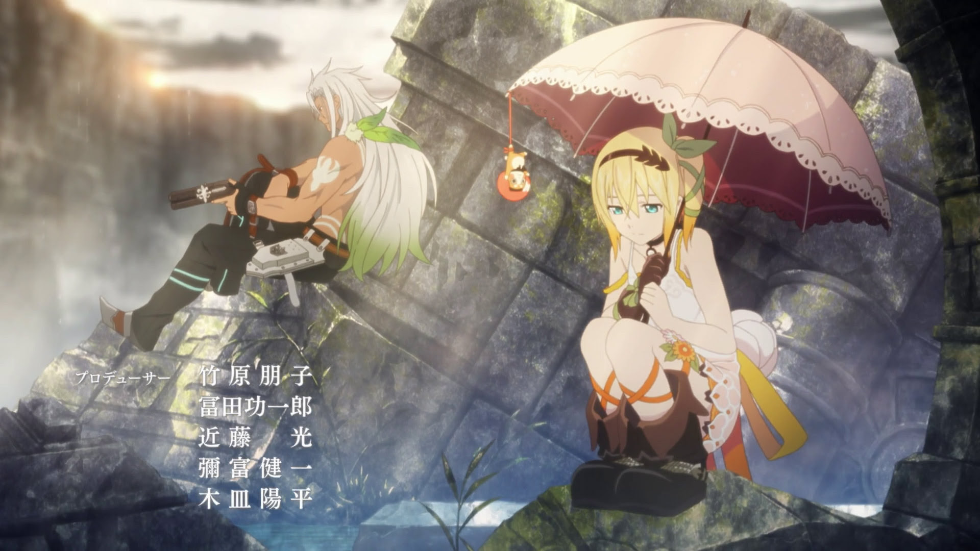 Opening Movie Screenshots Tozx Op12 Abyssal Chronicles Gallery