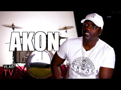 "Akon Tell's Black Americans ""Just Let Slavery Go"""