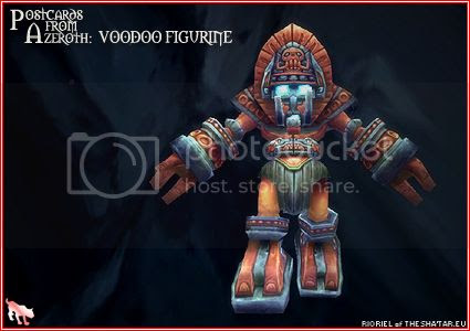 PostcardsFromAzeroth.com: Voodoo Figurine