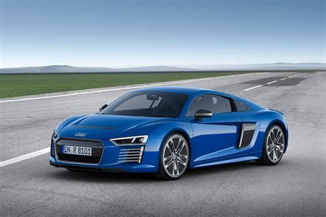 Geneva 2015: Audi R8 e tron Revealed