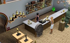 The Sims 3: World Adventures - Tanya in France