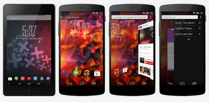 Lucid Launcher Pro v2.25 APK - Pirated Hacker - The World ...